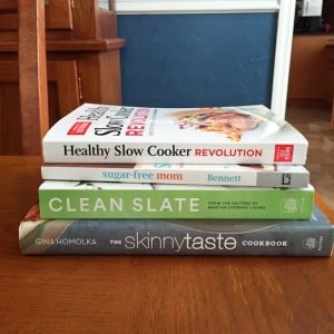 Healthy Cookbook Review