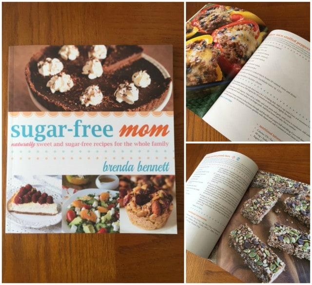 sugar-free mom cookbook