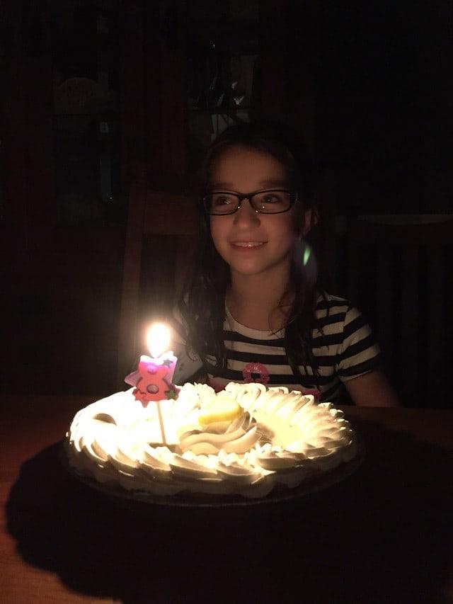 Gina 8th Birthday
