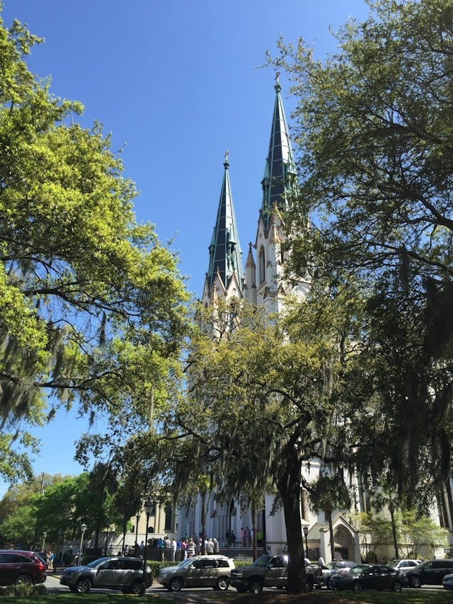 Spring In Savannah (with Kids!)