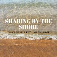 Sharing By The Shore - Traverse City, Michigan