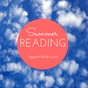 Summer Reading on AggiesKitchen.com