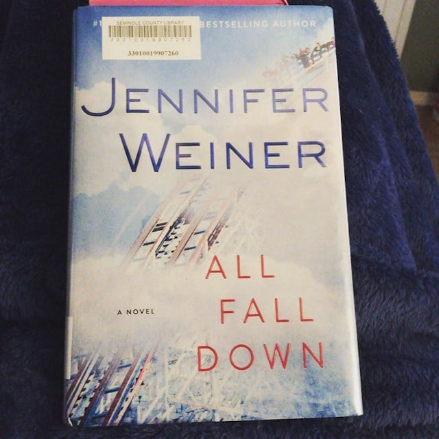 Summer Reading: All Fall Down
