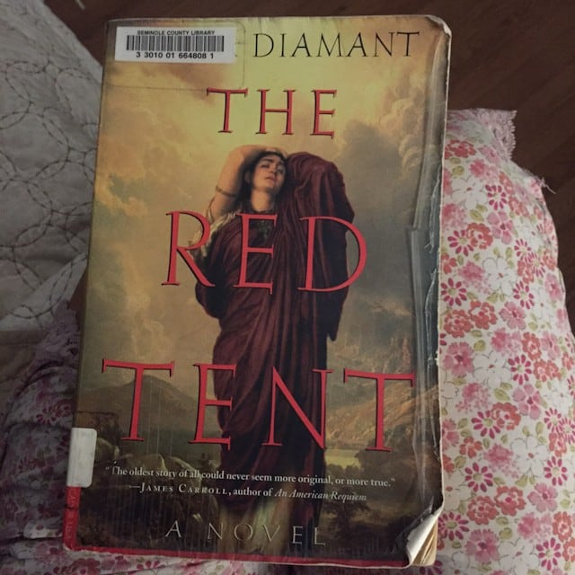Summer Reading: The Red Tent