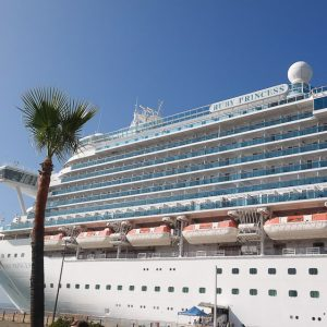Voyage along the California Coast on Princess Cruises to Santa Barbara and Ensenada, Mexico