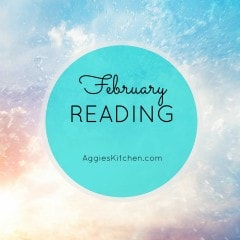 February Reading: Books My Kids & I Are Reading This Month