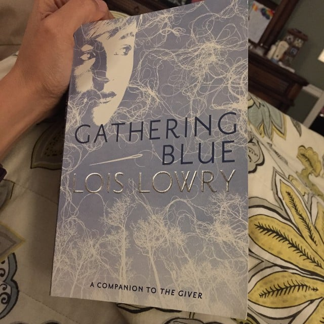 March Reading List: Gathering Blue