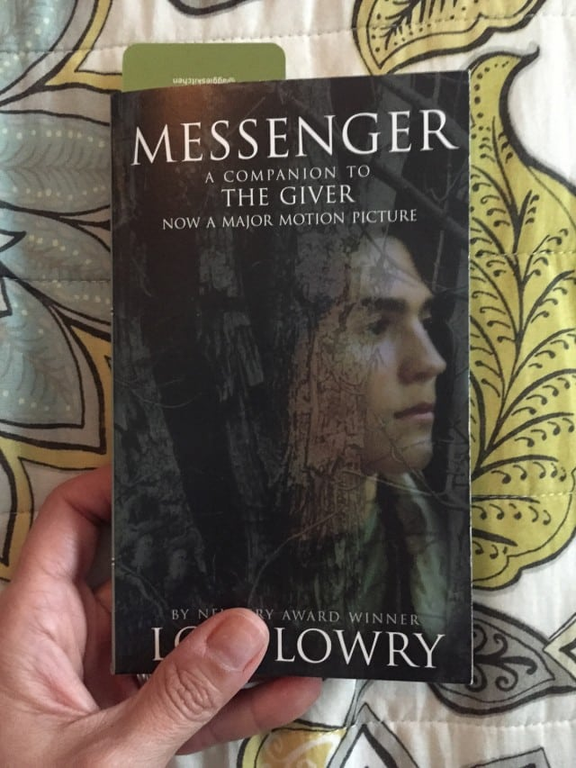 March Reading List: Messenger