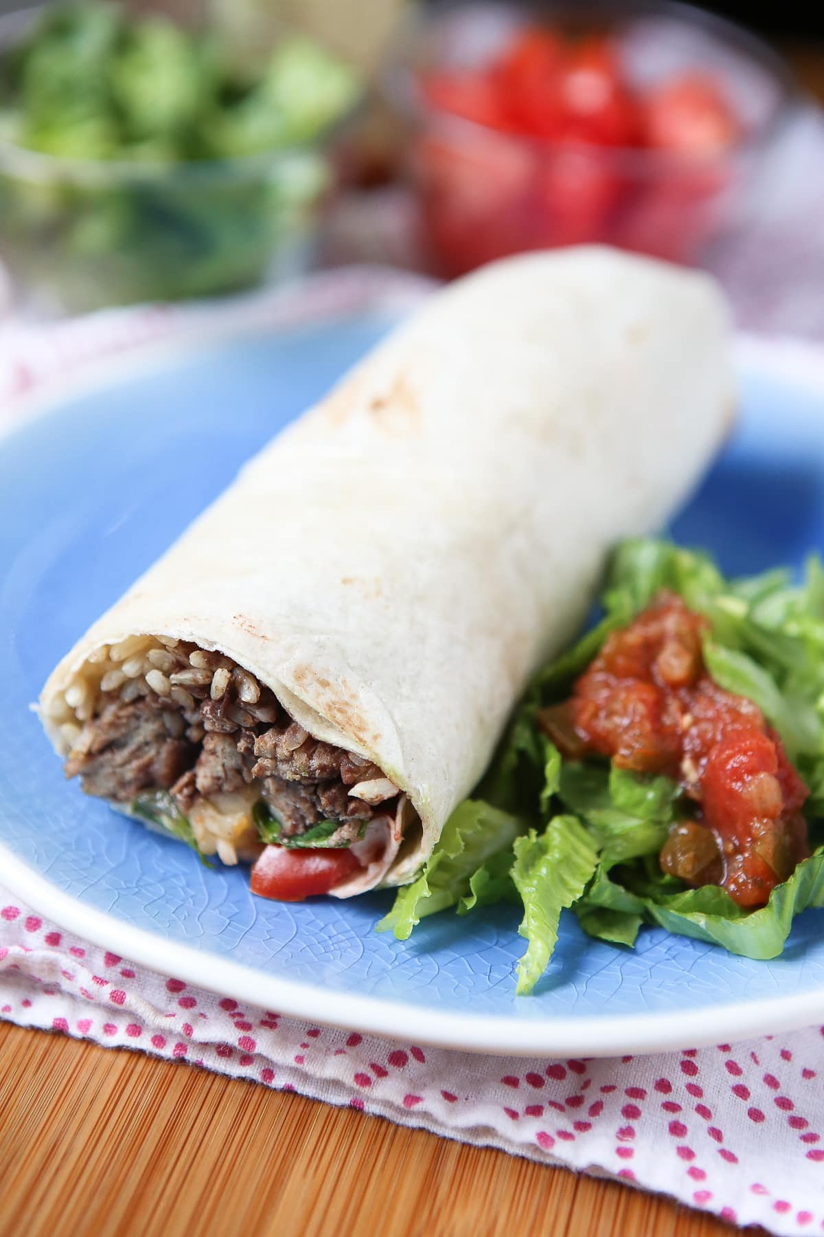 Turkey And Black Bean Burritos Aggie S Kitchen