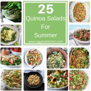 25 Quinoa Salads for Summer
