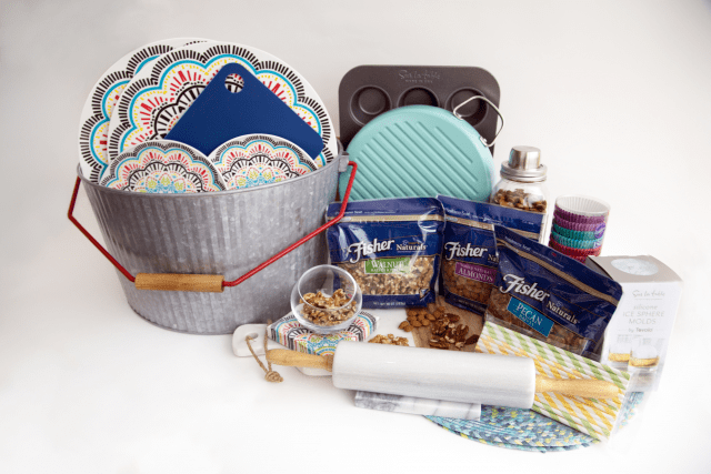 Fisher Summer Entertaining Giveaway