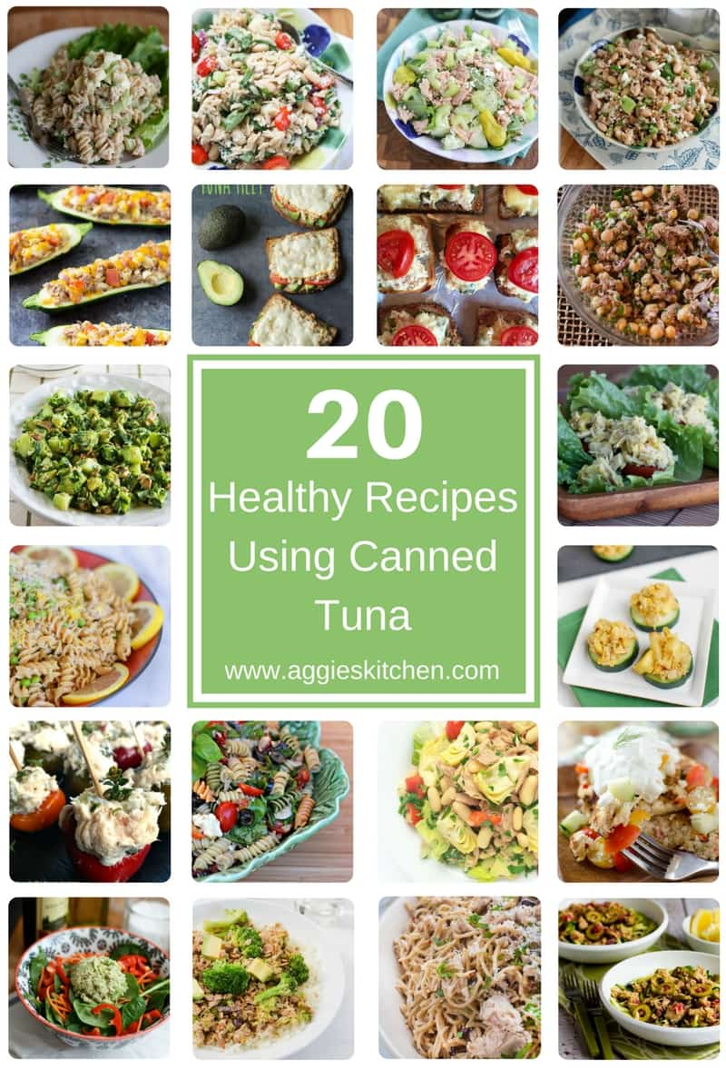 20 Healthy Recipes Using Canned Tuna