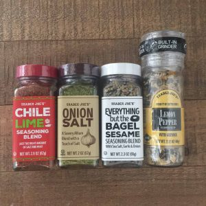 trader joes spices